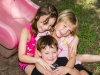 Sophia, Lily, Chris