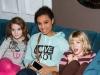 Sophia, Clare, Lily