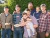 Jim, Tony, Cody, Christian, Bobby, Lydia, Tyson