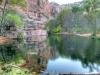 Parson Spring trail