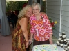 Garnet and Mom